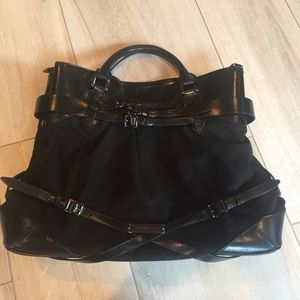Burberry Large Bridle Lynher Tote